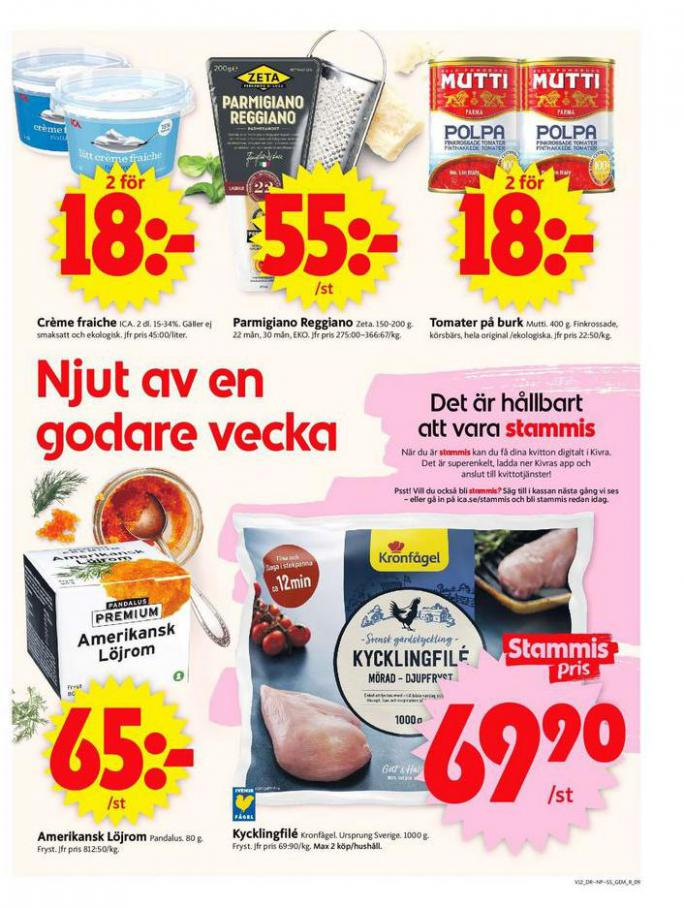 ICA Supermarket Erbjudanden . Page 9