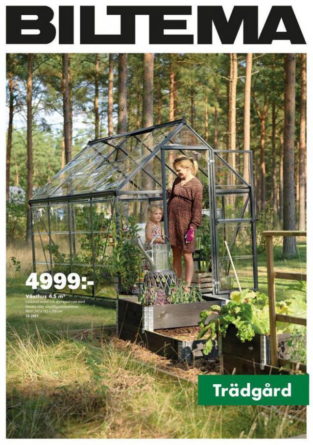 Biltema Erbjudande Trädgård . Biltema (2021-05-31-2021-05-31)