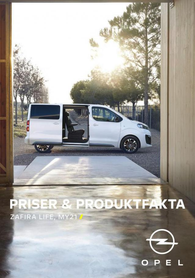 Opel - Zafira Life . Opel (2022-01-31-2022-01-31)