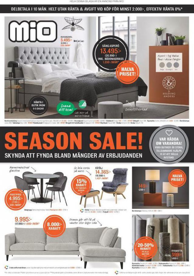 Season Sale! . Mio (2021-05-10-2021-05-10)