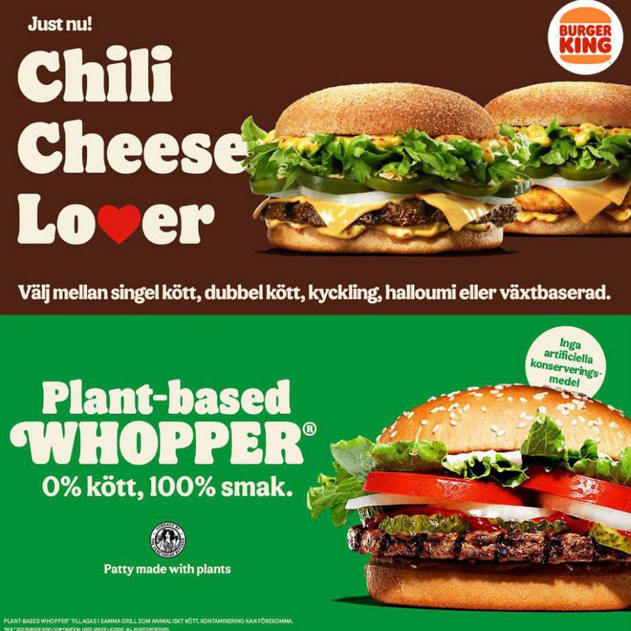 Burger King . Burger King (2021-04-25-2021-04-25)