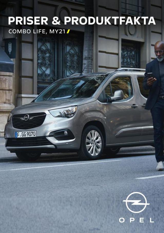 Opel - Combo Life . Opel (2022-01-31-2022-01-31)