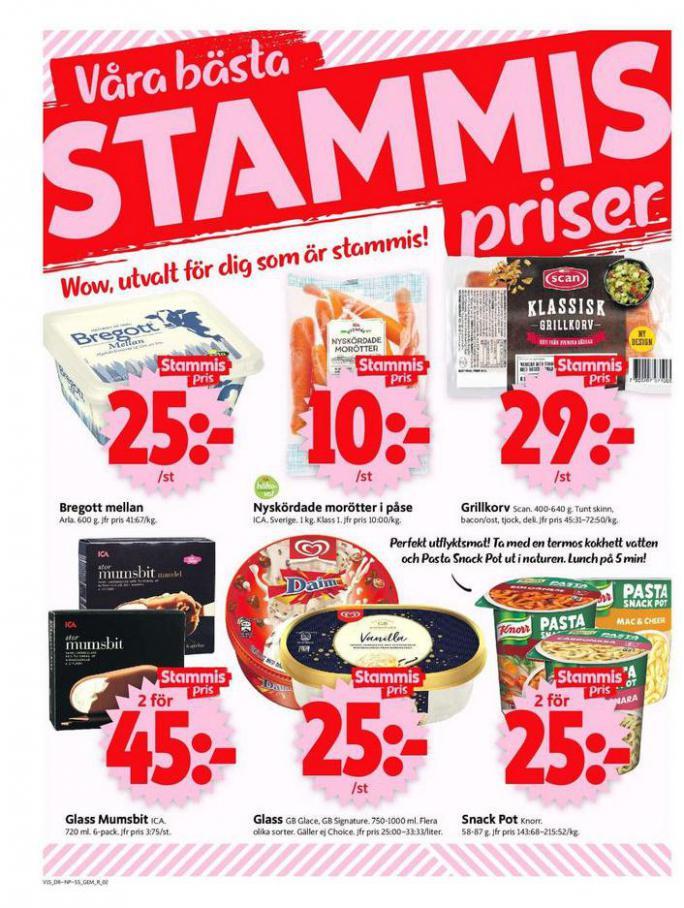 ICA Supermarket Erbjudanden . Page 2