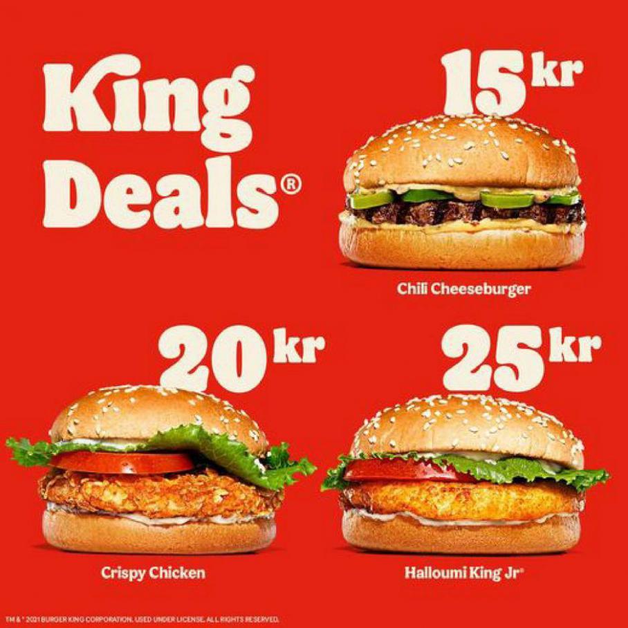 NEW . Burger King (2021-04-11-2021-04-11)