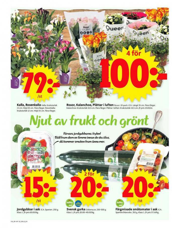 ICA Supermarket Erbjudanden . Page 4