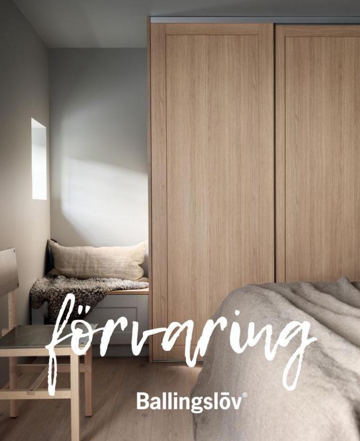 Förvaring . Ballingslöv (2021-06-30-2021-06-30)