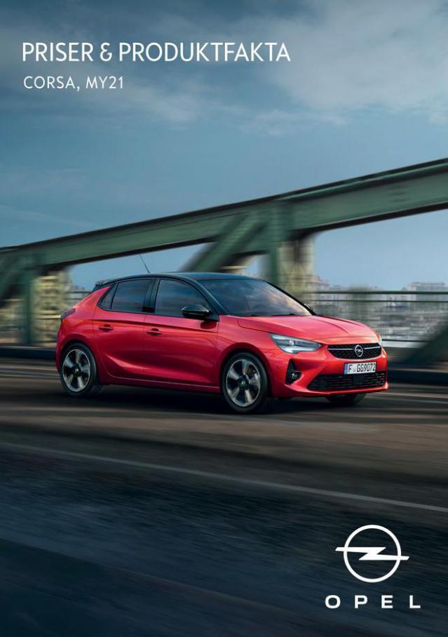 Opel - Nya Opel Corsa . Opel (2022-01-31-2022-01-31)
