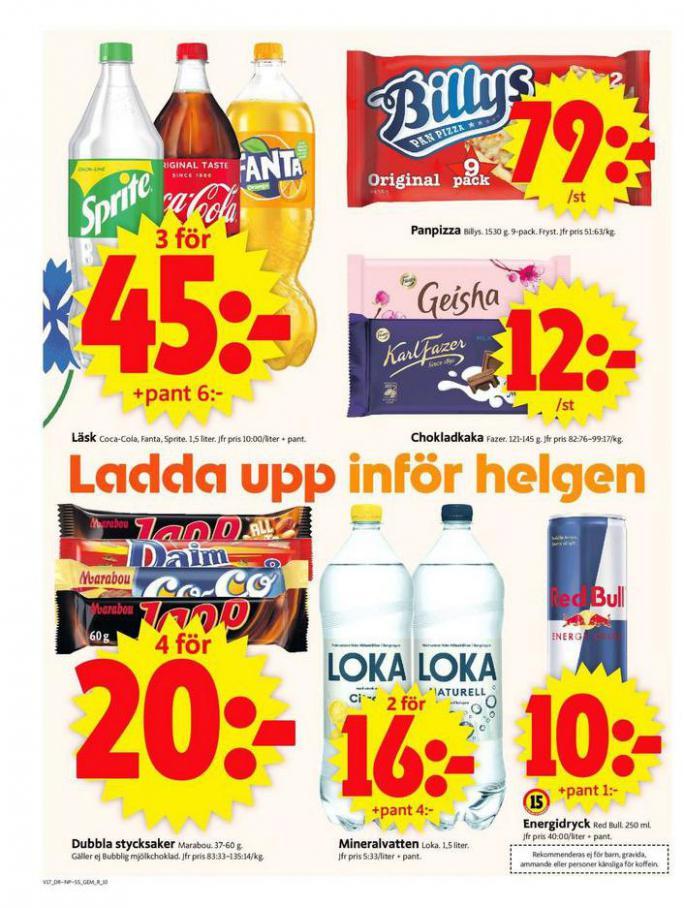 ICA Supermarket Erbjudanden . Page 10