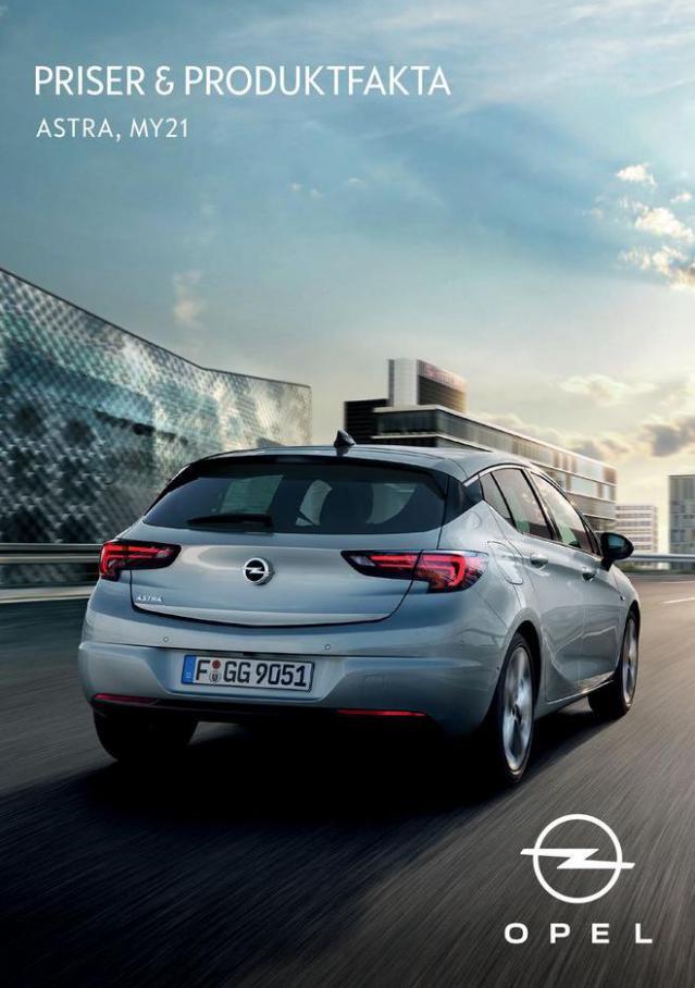 Opel - Nya Opel Astra 5-dörrars . Opel (2022-01-31-2022-01-31)