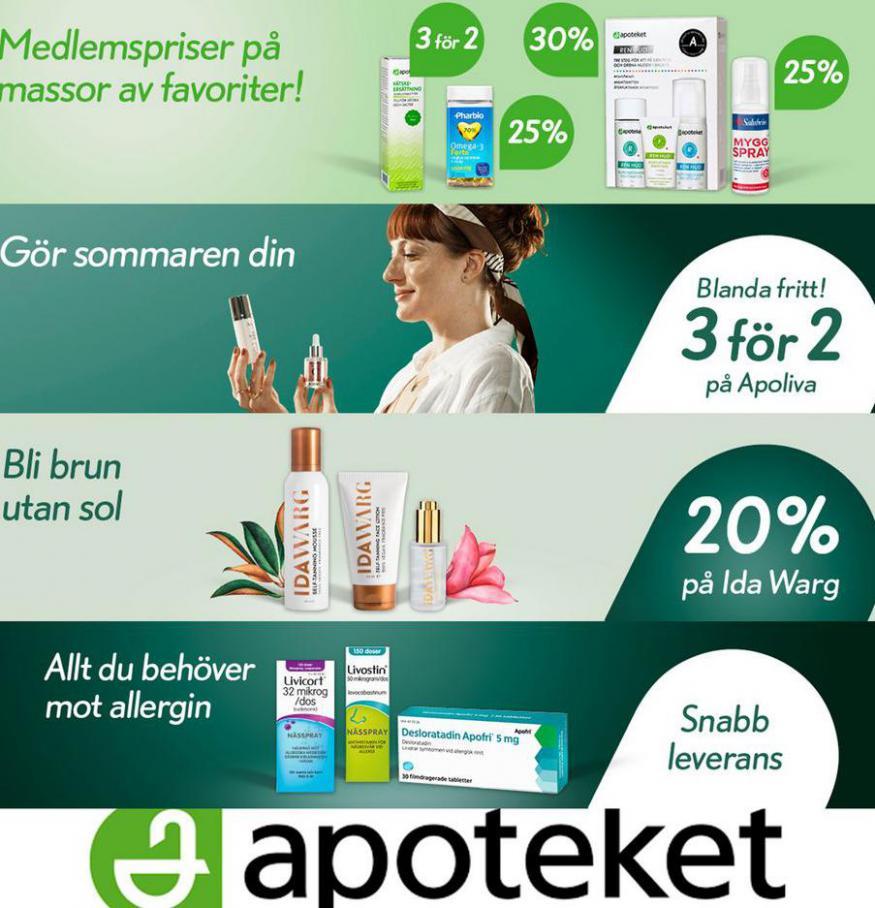 New offers. Apoteket (2021-06-05-2021-06-05)