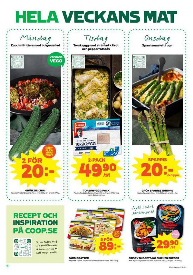 Coop Forum reklamblad . Page 4