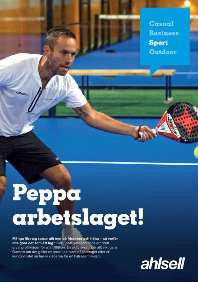 Profilkläder Sport . Ahlsell (2021-09-30-2021-09-30)