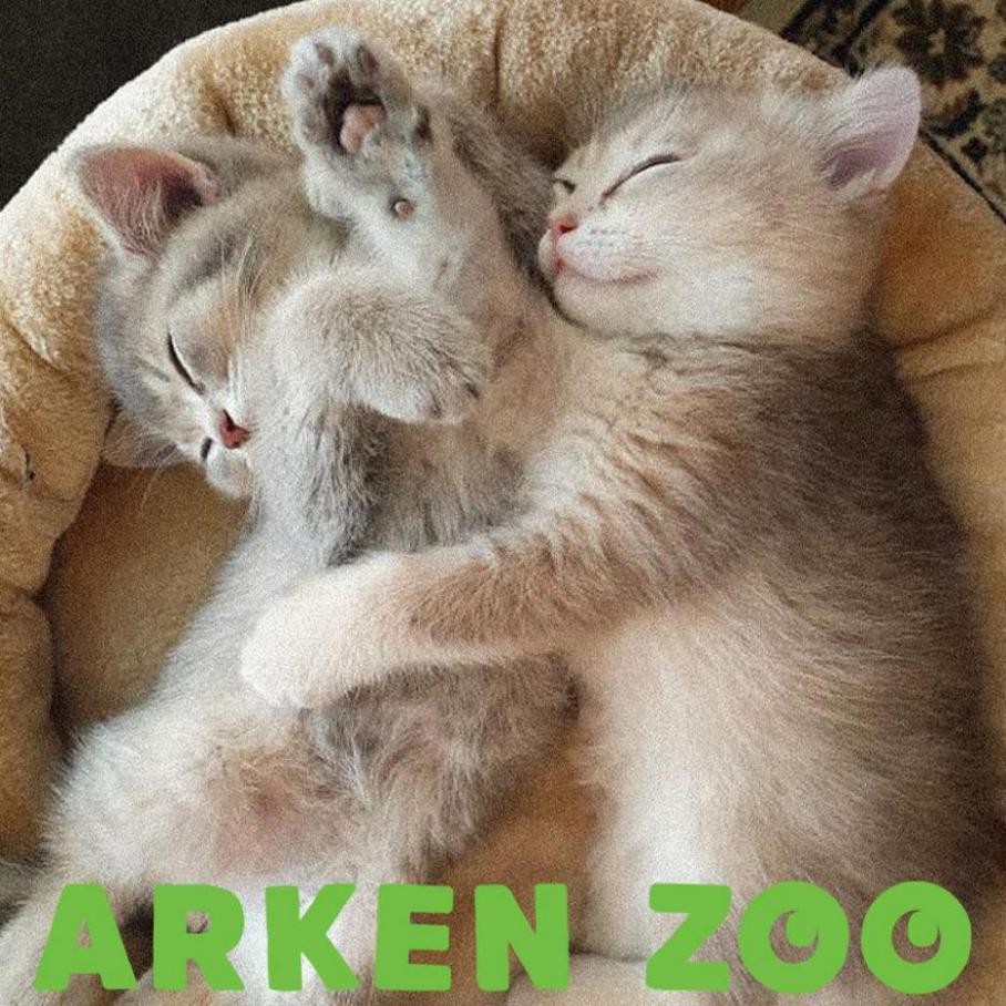 New offers . Arken Zoo (2021-05-17-2021-05-17)
