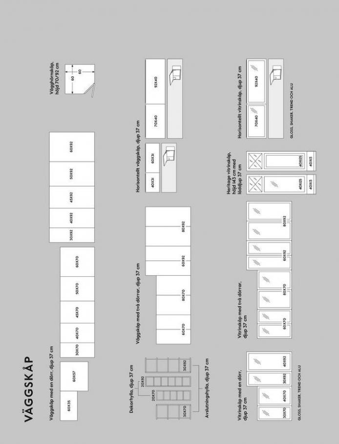 Elgiganten Erbjudande Epoq kökskatalog . Page 162
