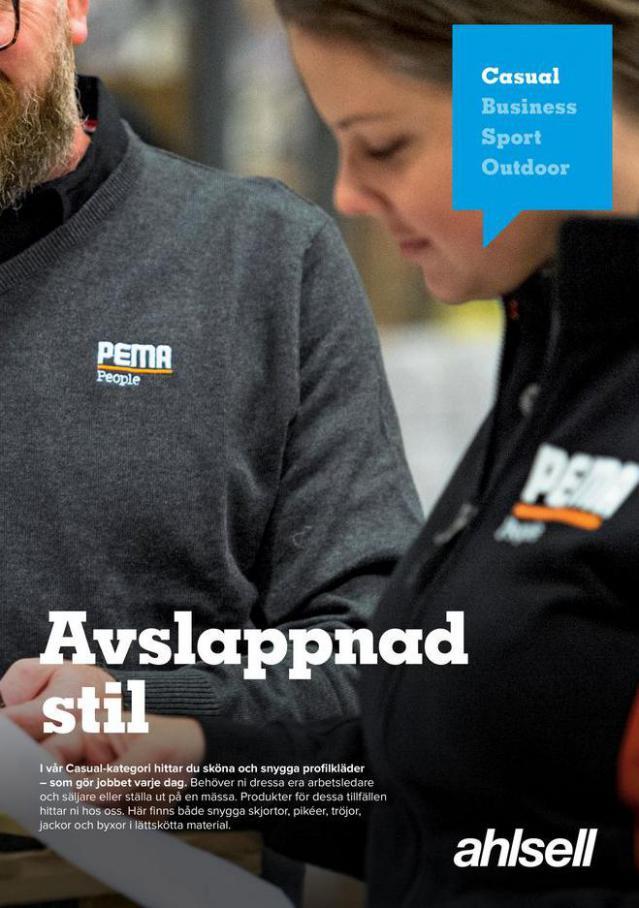 Profilkläder Casual . Ahlsell (2021-09-30-2021-09-30)