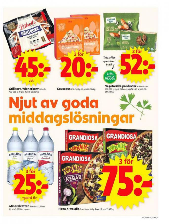 ICA Supermarket Erbjudanden. Page 7