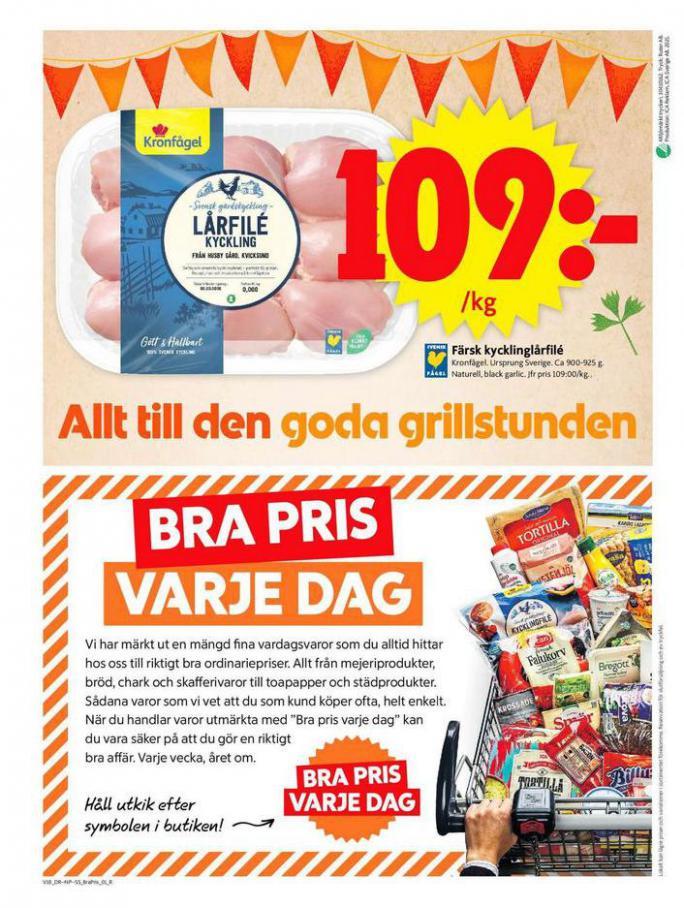 ICA Supermarket Erbjudanden . Page 12