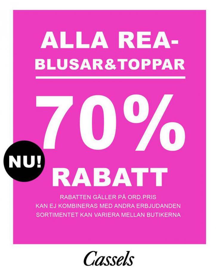 Alla Rea - Blusar&Toppar . Cassels (2021-05-23-2021-05-23)
