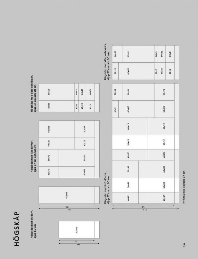 Elgiganten Erbjudande Epoq kökskatalog . Page 163