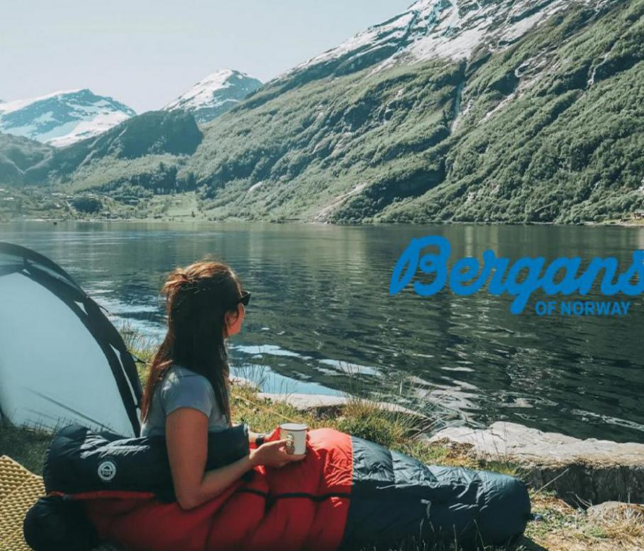 New Products. Bergans (2021-05-28-2021-05-28)