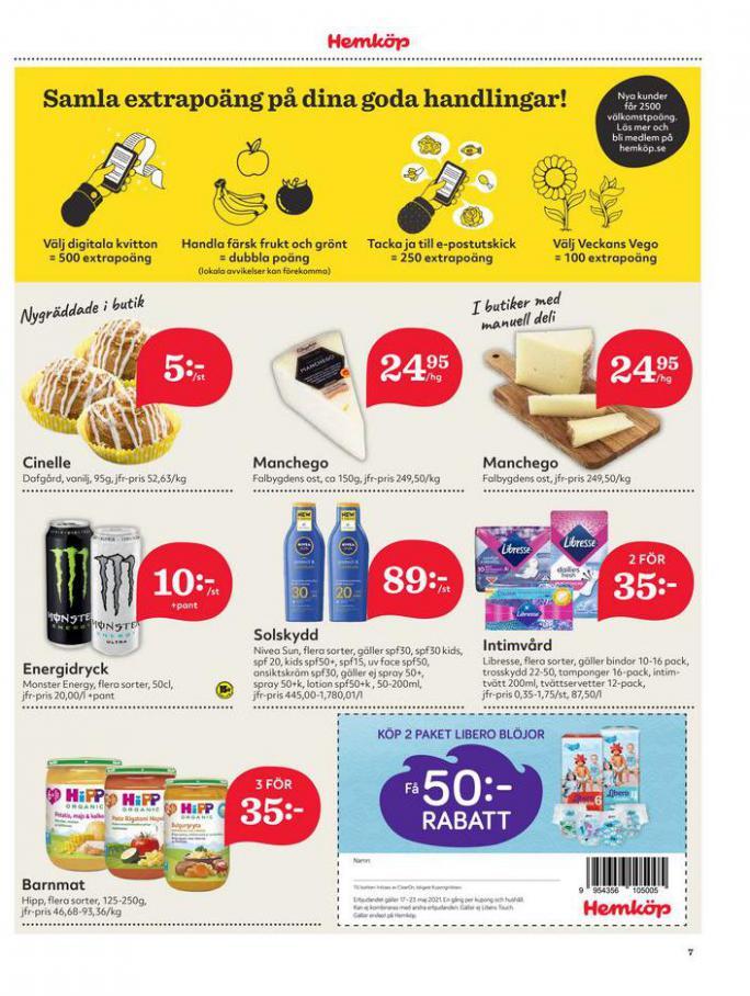 Hemköp Erbjudanden . Page 7