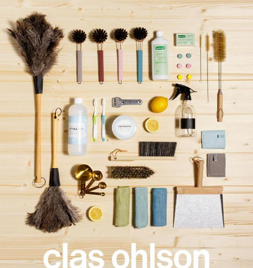New Products. Clas Ohlson (2021-06-06-2021-06-06)