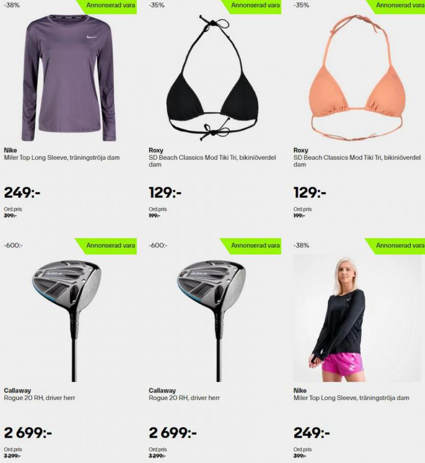 New offers. Page 6