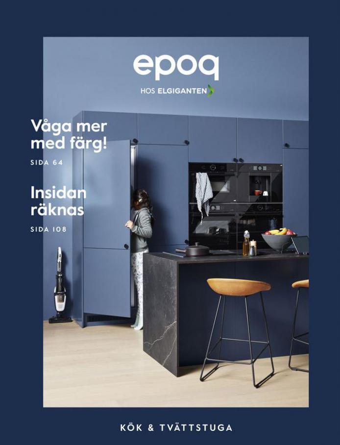 Elgiganten Erbjudande Epoq kökskatalog . Elgiganten (2021-08-31-2021-08-31)