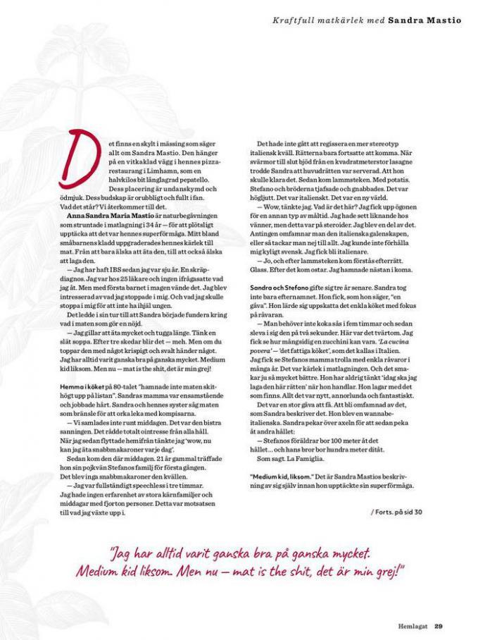 Hemköp Erbjudanden. Page 29