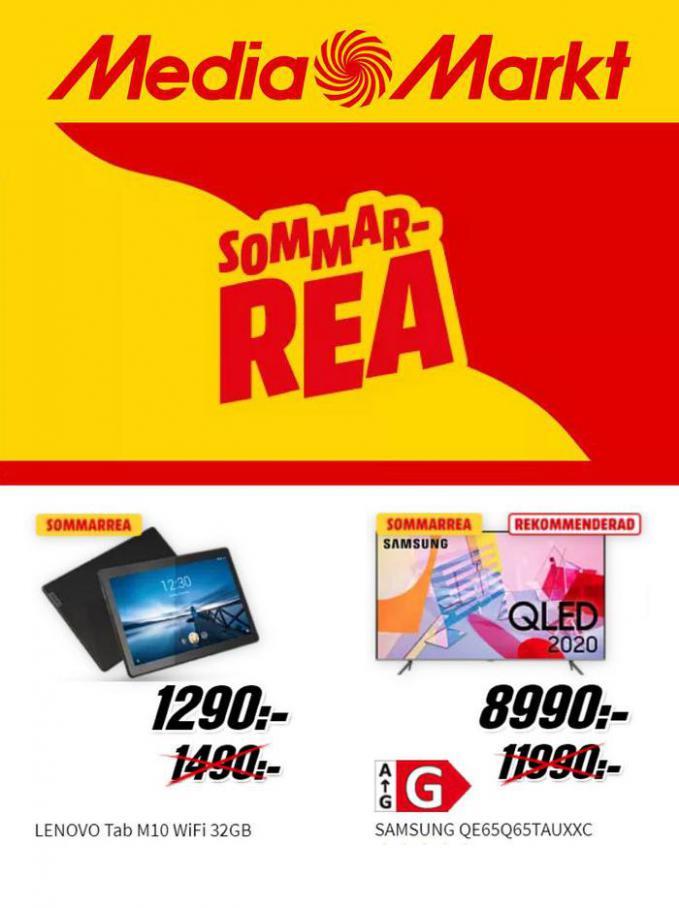 sommarrea!. Media Markt (2021-06-28-2021-06-28)