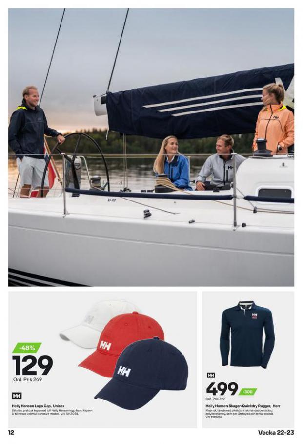 XXL Erbjudande Sommarens vattensportguide. Page 12