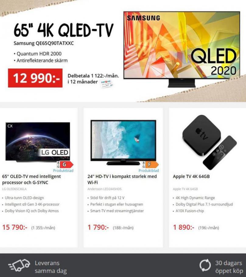 Net On Net Erbjudande Sportsommar!. Page 2