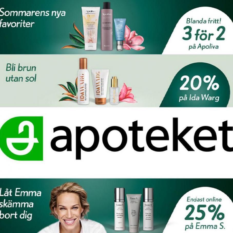 New offers. Apoteket (2021-06-17-2021-06-17)