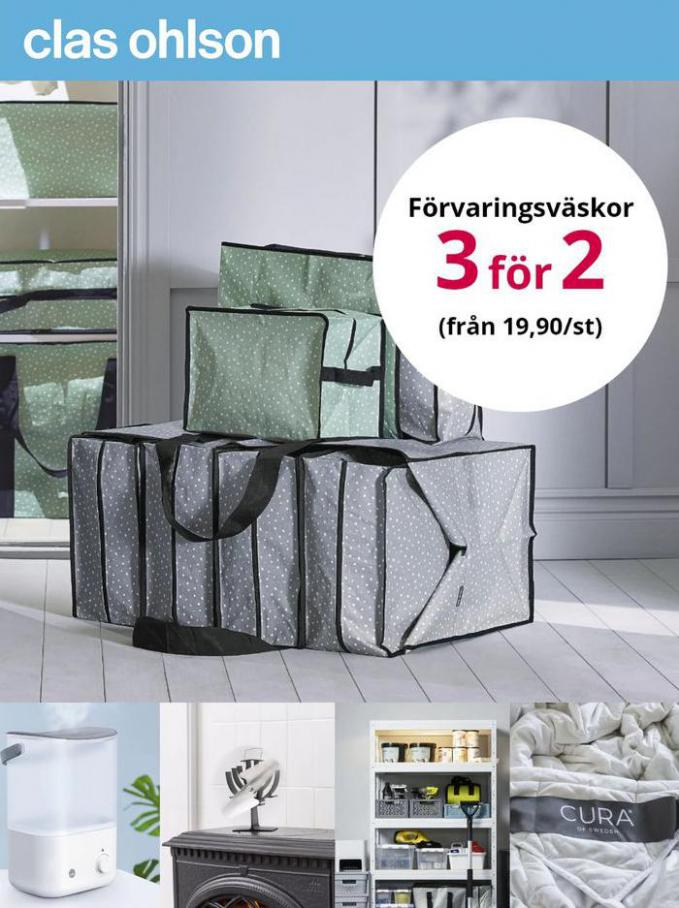 New products. Clas Ohlson (2021-06-22-2021-06-22)