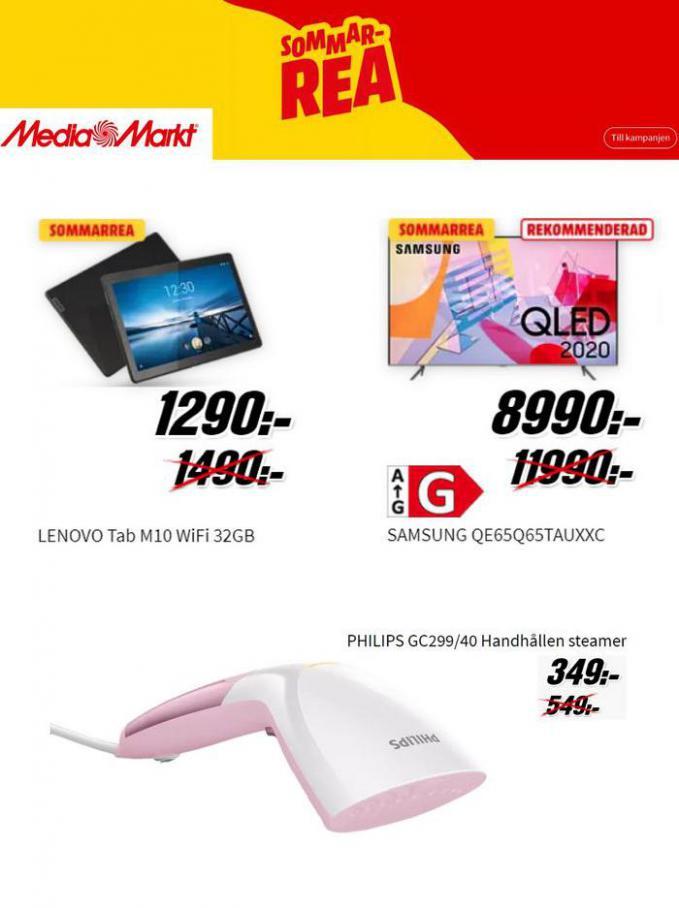 sommarrea!. Media Markt (2021-06-22-2021-06-22)