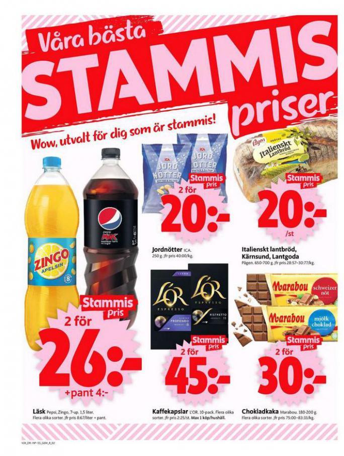 ICA Supermarket Erbjudanden. Page 2