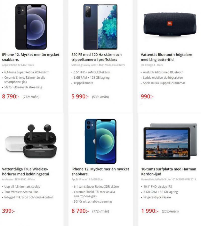 Net On Net Erbjudande Sportsommar!. Page 7