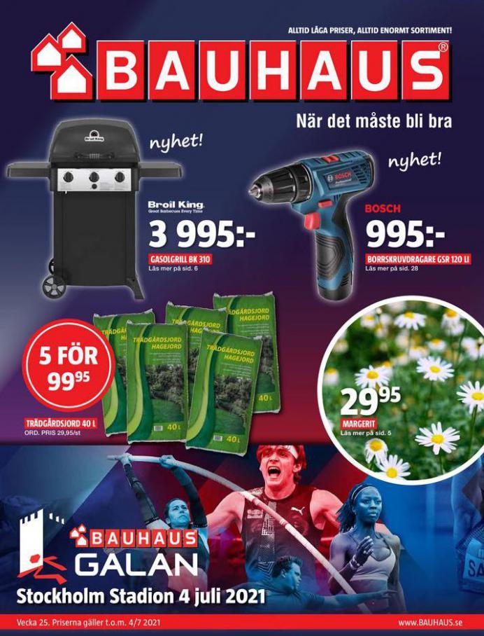 Bauhaus Erbjudande Aktuella Kampanjer. Bauhaus (2021-07-04-2021-07-04)