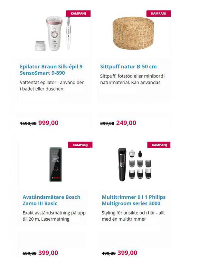 New products. Page 3