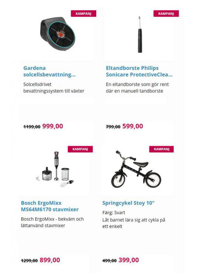 New products. Page 4