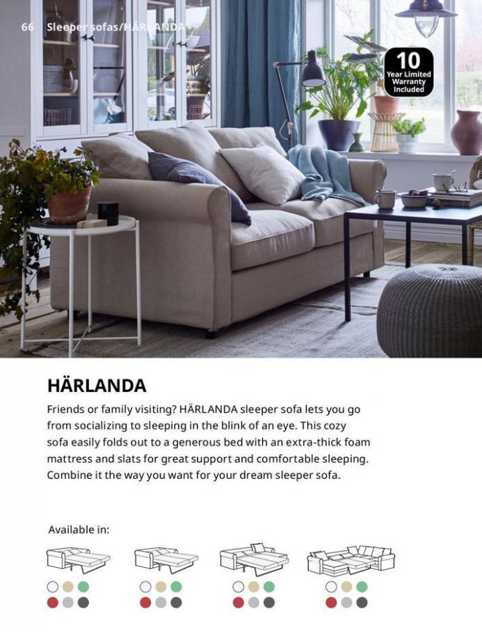 IKEA Sofa 2021. Page 66