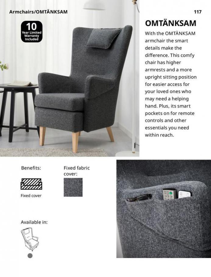 IKEA Sofa 2021. Page 117