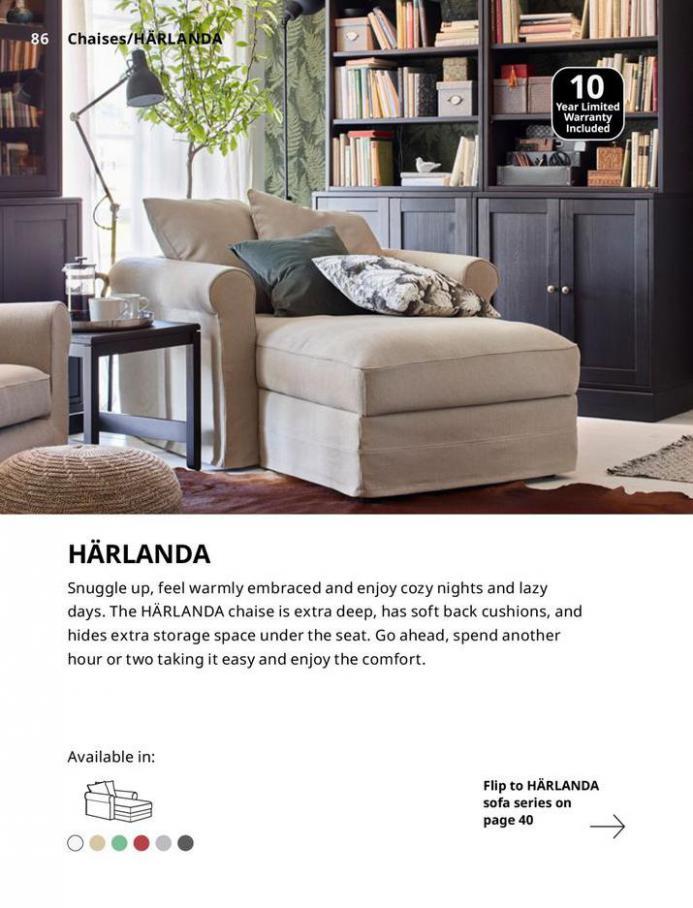 IKEA Sofa 2021. Page 86