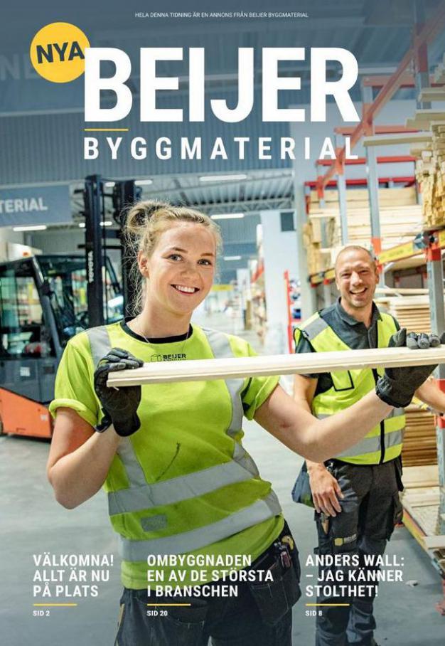 Beijer Catalogue. Beijer (2021-07-18-2021-07-18)