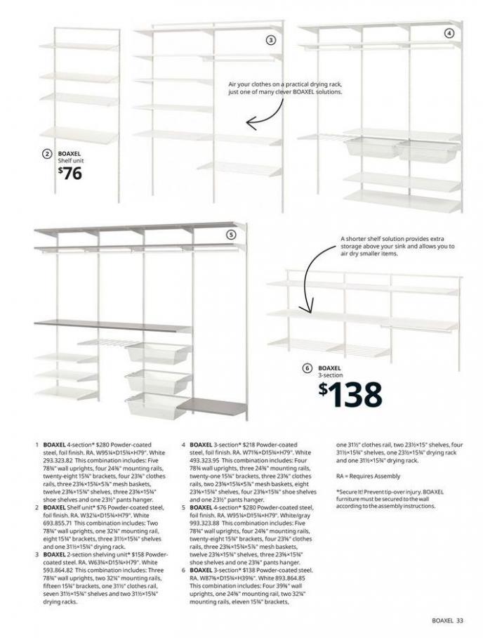 2021 Wardrobe. Page 33