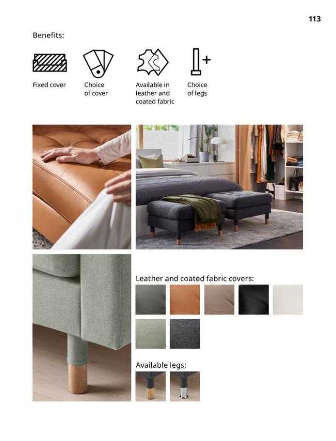 IKEA Sofa 2021. Page 113