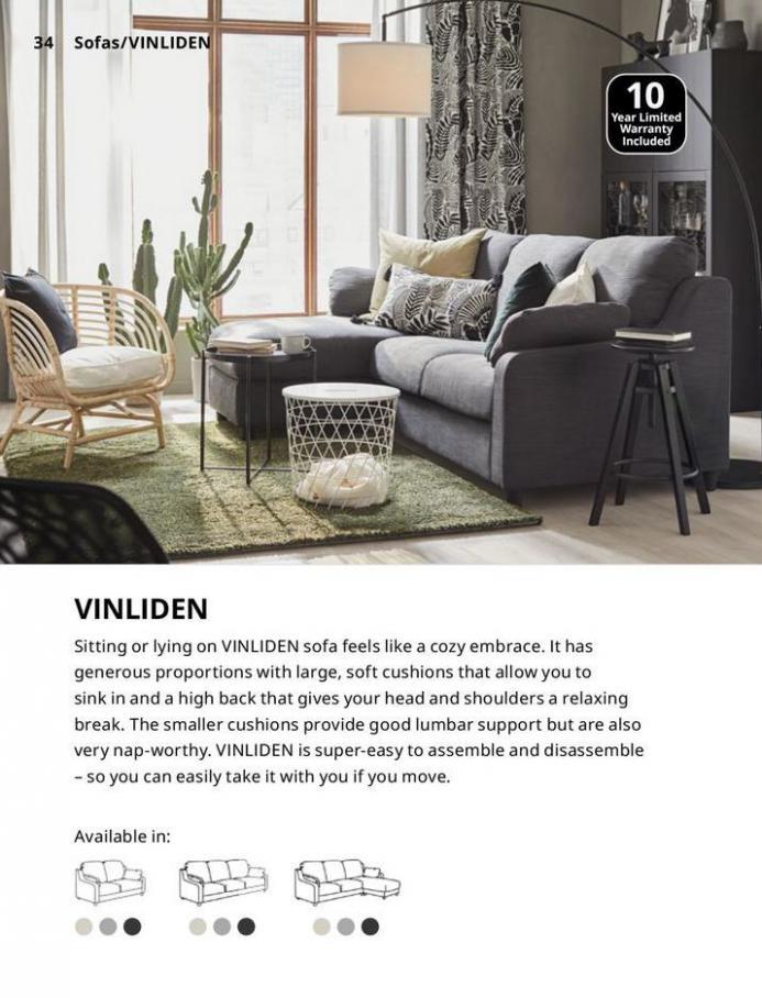 IKEA Sofa 2021. Page 34