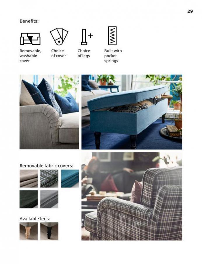 IKEA Sofa 2021. Page 29