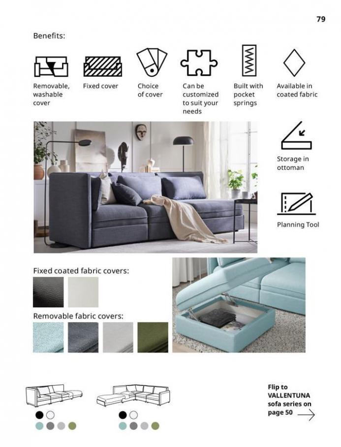 IKEA Sofa 2021. Page 79