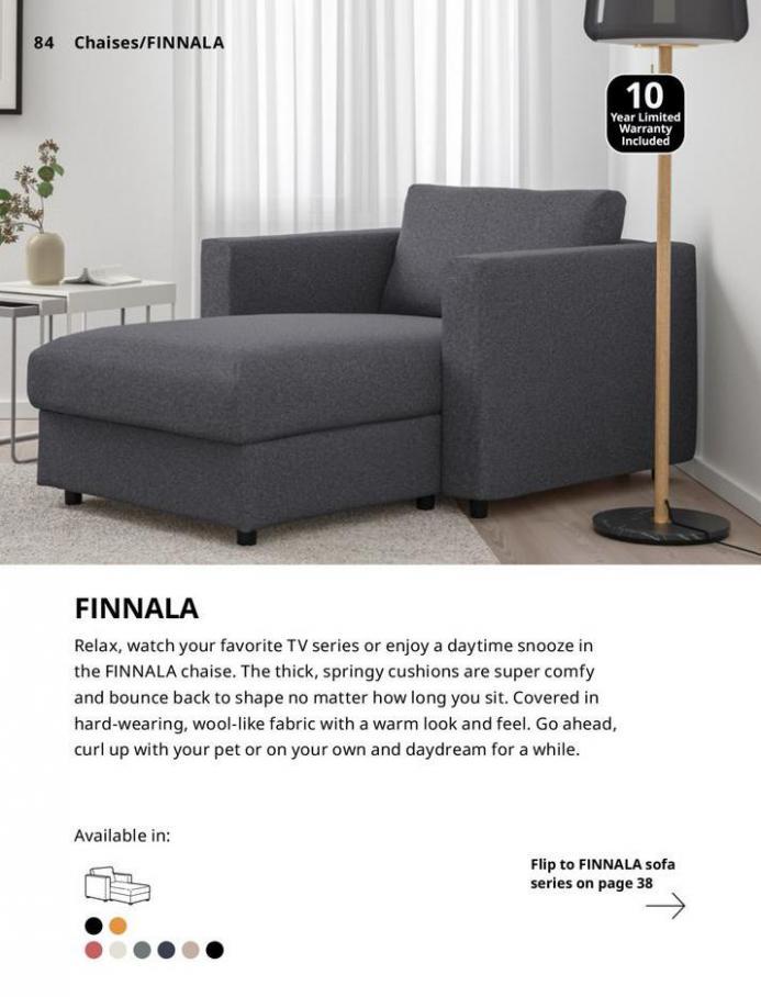 IKEA Sofa 2021. Page 84